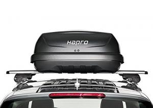 Hapro Traxer 6.6 Produktbild auf Auto von vorne