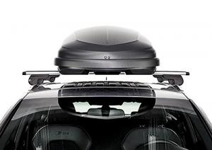 Hapro Traxer 6.6 Produktbild auf Auto von links