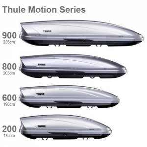 THULE Motion Produktfamilie