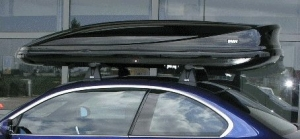 Original BMW Dachbox Skibox 460 Liter groß -