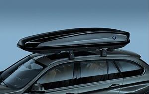 Original BMW Dachbox Skibox 520 Liter groß schwarz -